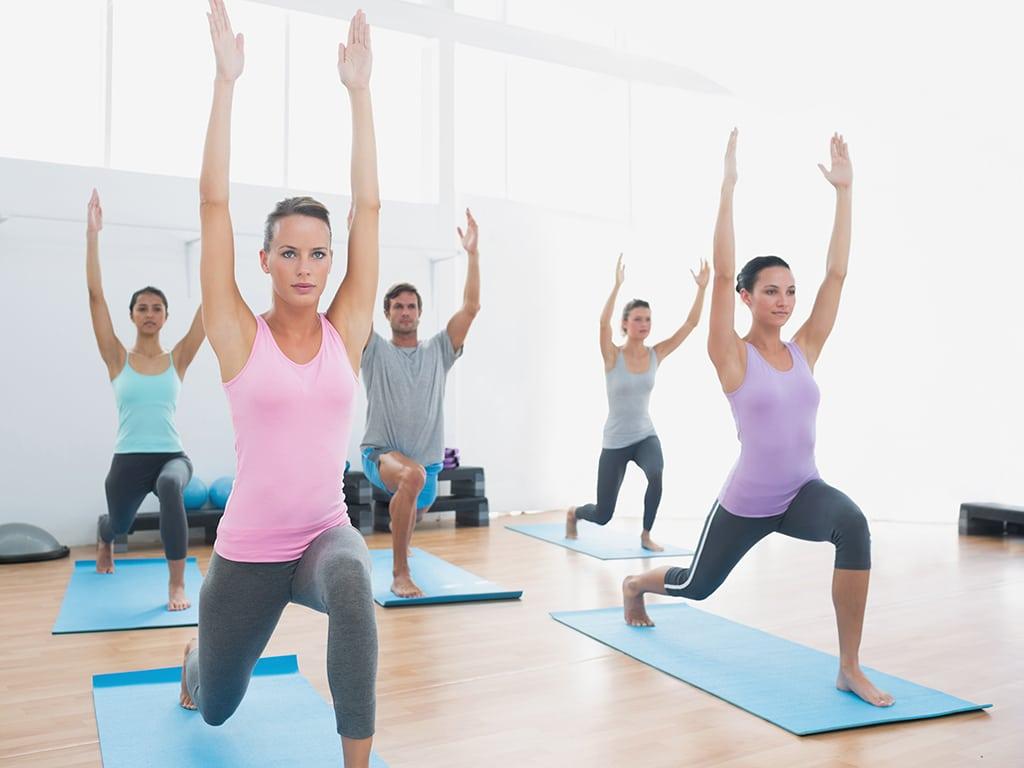 Profitez de nos séances de Pilates offertes !