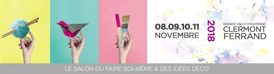 Salon ID Créatives à Clermont-Ferrand