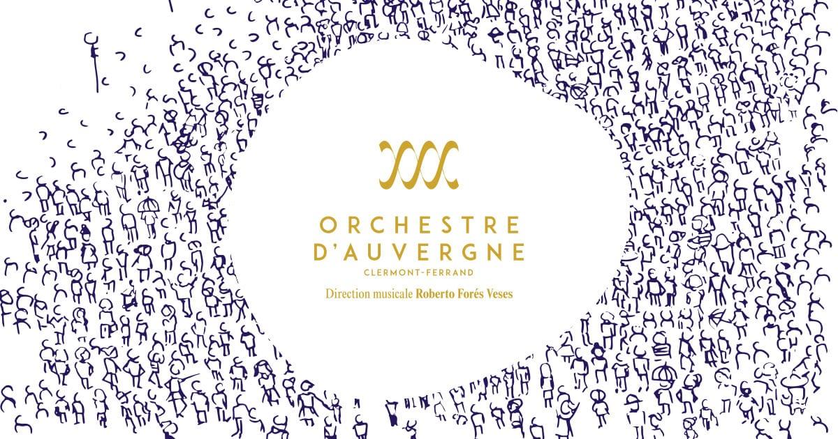 L'orchestre d'Auvergne ouvre l'année 2019 !