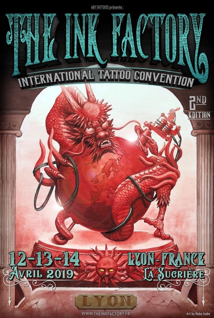 The Ink Factory – Tattoo exhibition art