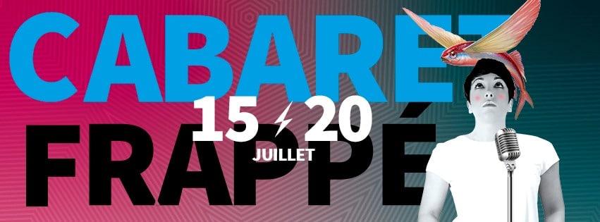 Cabaret Frappé 2019