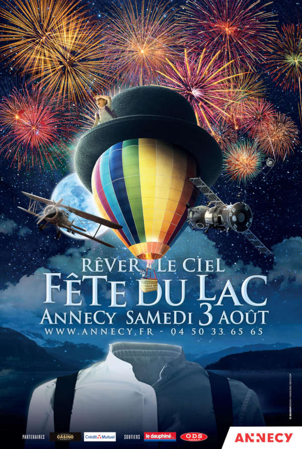Fête du Lac d'Annecy 2019