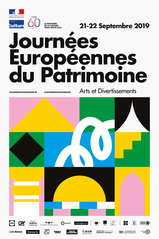 The 2019 European Heritage Days