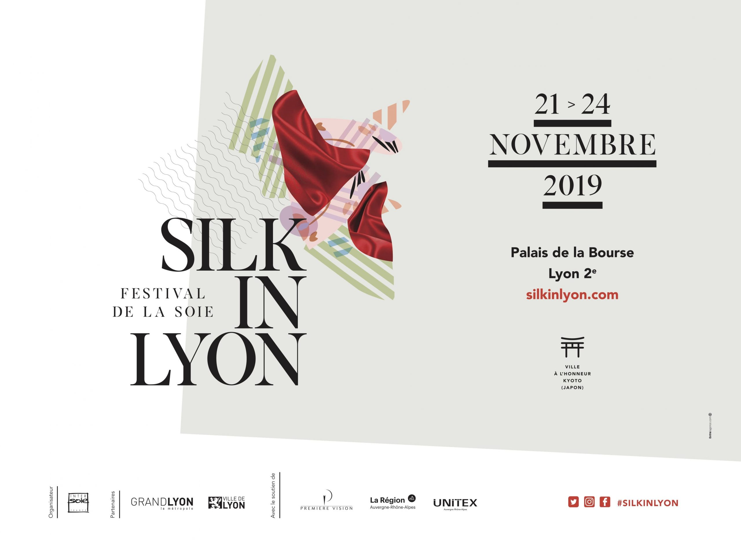 Silk in Lyon 2019