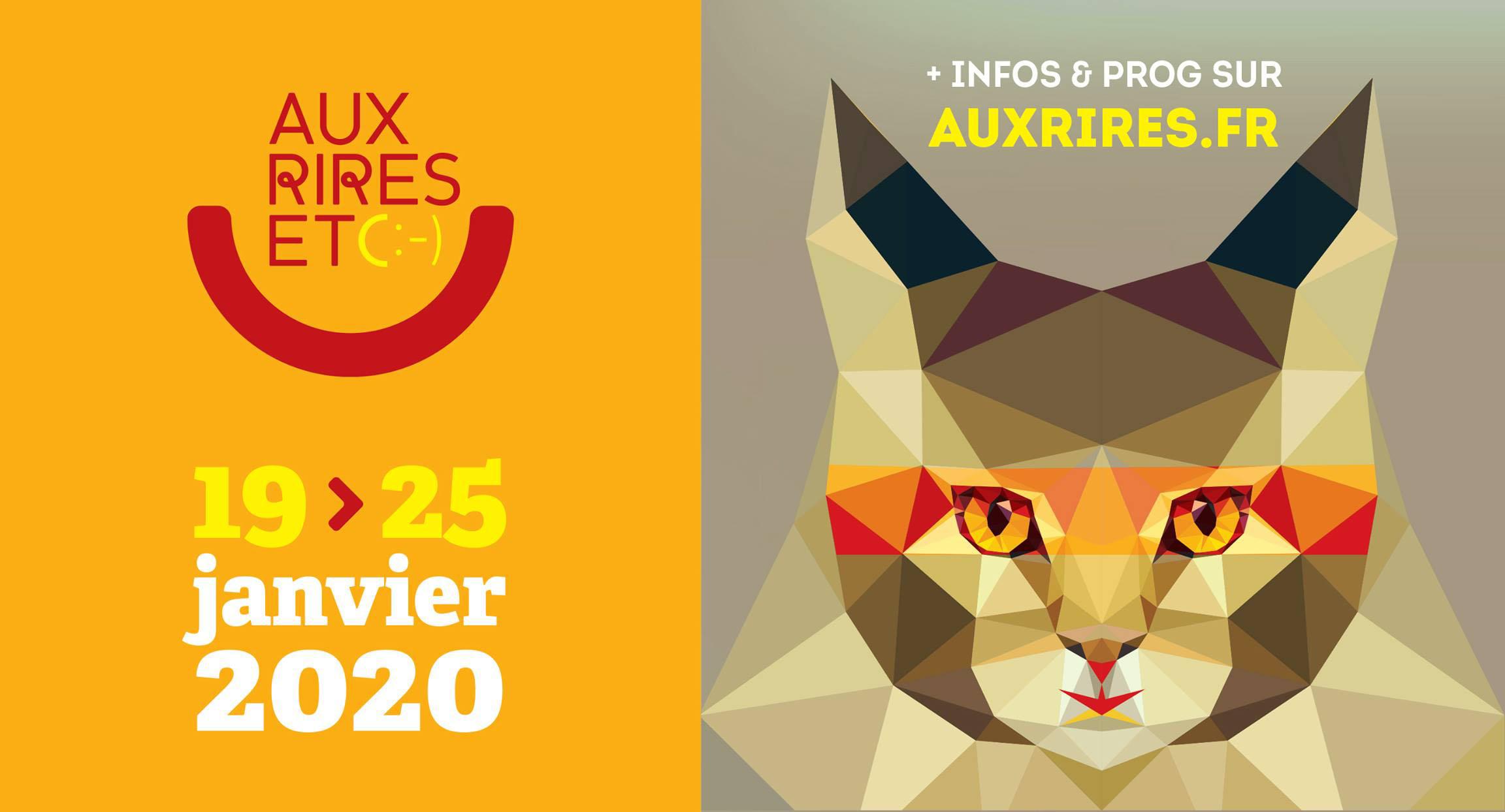 Festival Aux Rires Etc 2020