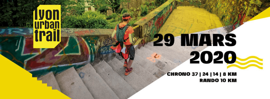 Lyon Urban Trail 2020