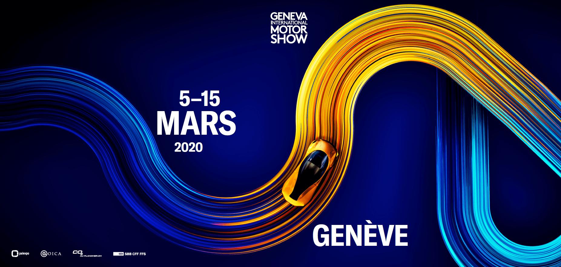 Salon international de l'Automobile de Genève 2020