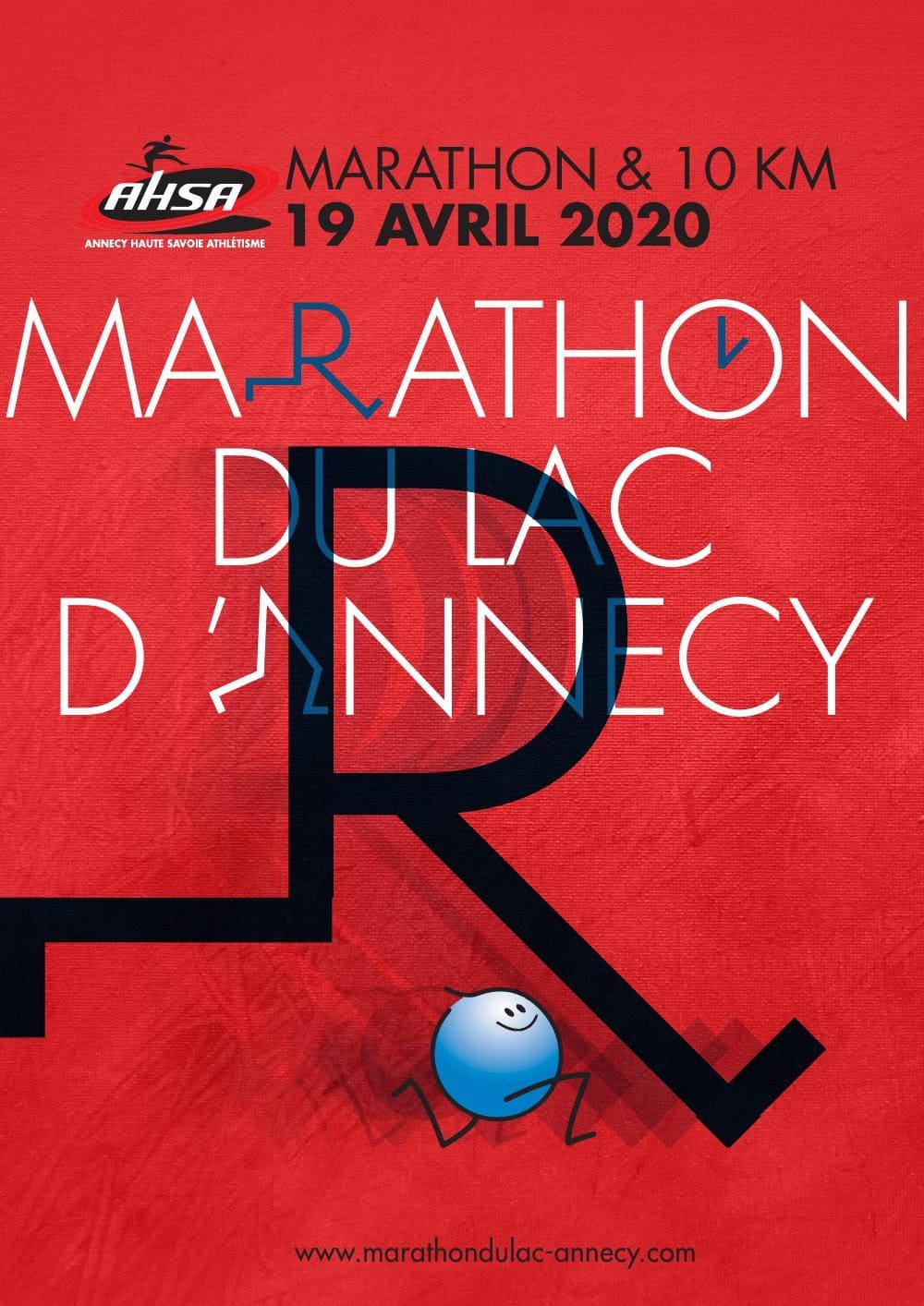 41st Annecy Lake marathon